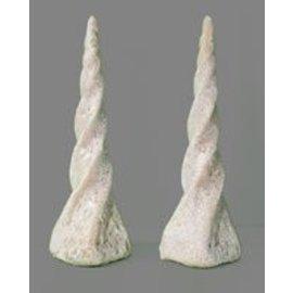 Pans House Of Horns Unicorn Horns, Pair - Iridescent Glitter (C2)