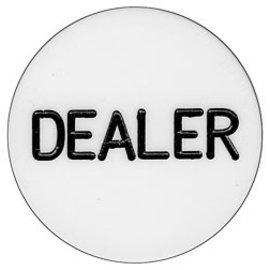 Dealer Button 2 inch x 1/4 inch (M5)
