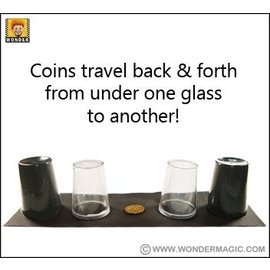 Wonder Passe Passe Coin (M12)