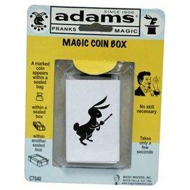 Magic Makers Magic Coin Box (M12)
