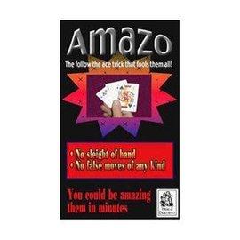 House of Enchantment Card - Amazo Monte (M10)