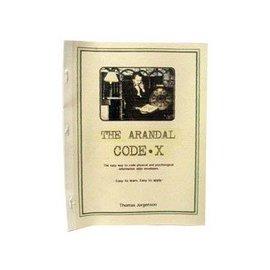 Thomas Jorgenson Book - The Arandal Code-X by Thomas Jorgenson (M7)