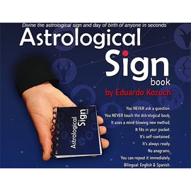 Vernet Astrological Sign by Eduardo Zozuch (M10)