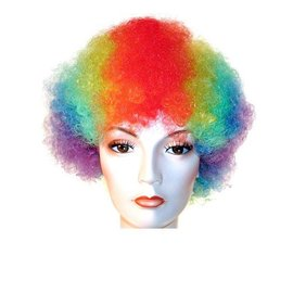 Lacey Costume Wig Afro Bargain Rainbow Wig