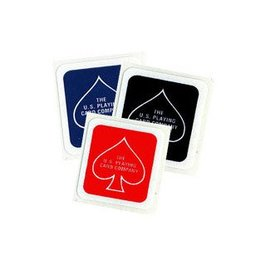 United States Playing Card Compnay Card - 100 Red Deck Seals (M10)