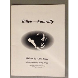 Murphy's Magic Book - Billets Naturally by Allen Zingg (M7)