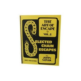 Hades Publications Book - The Art of Escape - Volume 2 - Selected Chain Escapes (M7)