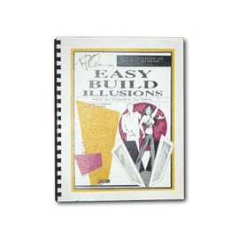 Illusion Systems Book - Easy Build Illusions by Paul Osborne