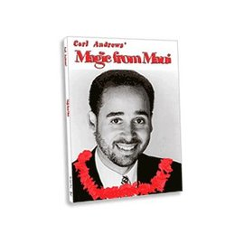 Murphy's Magic Book - Magic from Maui by Carl Andrews (M7)