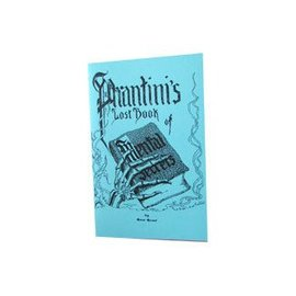 Hades Publications Phantini's Lost Book Of Mental Secrets - Book (M7)