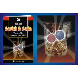 Trickmaster Magic 50 Tricks with a Scotch And Soda  (M12)