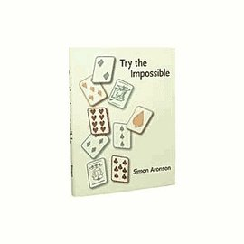 Murphy's Magic Book - Try the Impossible by Simon Aronson (M7)