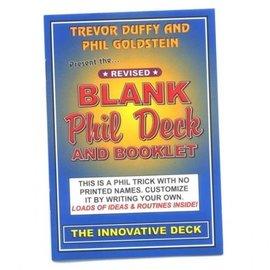 Trevor Duffy Blank Phil Plus by Trevor Duffy (M10)