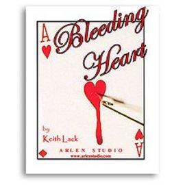 Arlen Studios Card - Bleeding Heart by Keith Lack (M10)