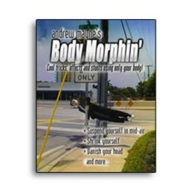 Andrew Mayne Book - Body Morphin' by Andrew Mayne (M7)