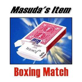 atto Card - Boxing Match by Katsuya Masuda (M10)