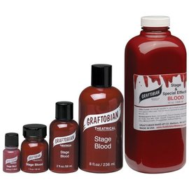 Graftobian Make-Up Company Stage Blood 1 oz (C3)