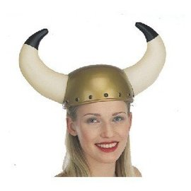 Jacobson Hat Company Viking Helmet - Large Horns