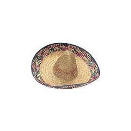 Rubies Costume Company Hat Straw Sombrero