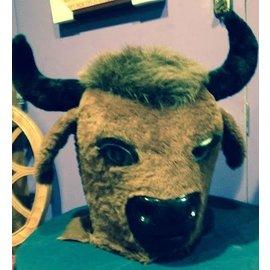 NDC Bull  Mascot - Hard Head