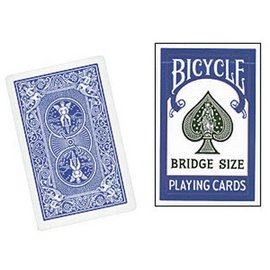 United States Playing Card Compnay Bicycle Bridge - Cards (Blue)