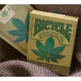 United States Playing Card Company Bicycle Hemp Deck by US Playing Cards - Trick
