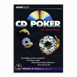 Vernet CD Poker by Vernet Magic (M10)