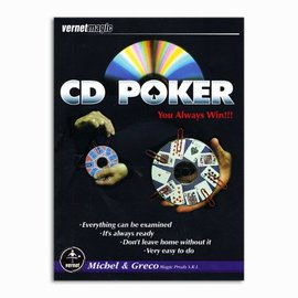 Vernet CD Poker from Vernet Magic (M10)