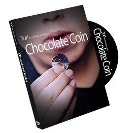 San's Minds Chocolate Coin - Sans Minds