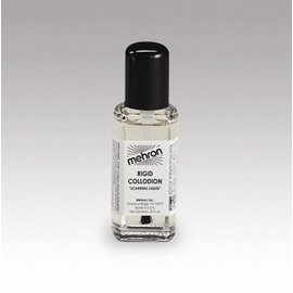 Mehron Rigid Collodion Scarring Liquid .125oz. (C3)