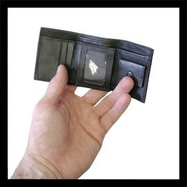Tom Vorjohan Comedy Mini Wallet by Tom Vorjohan (M10)