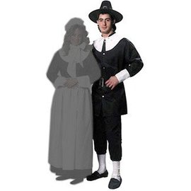 Distinctive Costumes Pilgrim Man-extra large