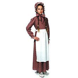 Distinctive Costumes Prairie Girl Small 8-10