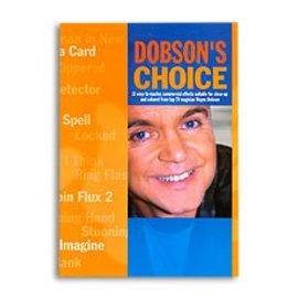 Dtrik Book - Dobson's Choice #1 by Stephen Tucker (M7)