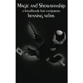 Dover Publications Book - Magic and Showmanship by Henning Nelms (M7)