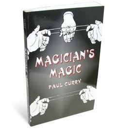Dover Publications Book - Magician's Magic by Paul Curry (M7)
