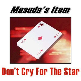 atto Card - Don't Cry For The Star by Katsuya Masuda (M10)