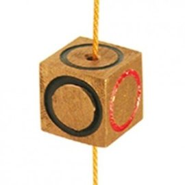 Funtime Magic Cubio , Brass by FT (M10)
