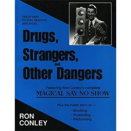 Murphy's Magic Book - Drugs, Strangers, and Other Dangers by Ron Conley (M7)