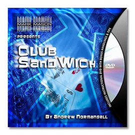 JB Magic Card - Club Sandwich by Andrew Normansell (M10)