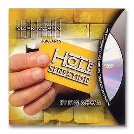 JB Magic Card - Hole Sensation by Iain Moran (M10)