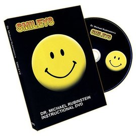 Dr. Michael Rubinstein Smileys, Coins and DVD) by Michael Rubinstein - Coin (M10)