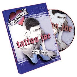 Paul Harris Presents Tattoo Joe by Joe Russell and Paul Harris (M10)