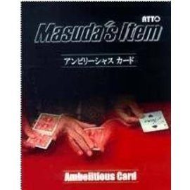 atto Card - Pre-Owned, Ambelitious Card by Masuda (M10)