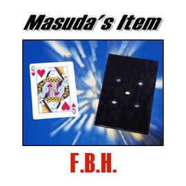 atto Card - F.B.H. (Five Black Holes) by Katsuya Masuda (M10)