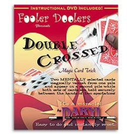 Fooler Doolers Card - Double Crossed by Daryl (M10)