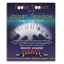 Fooler Doolers Card - Group Session by Daryl (M10)