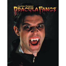 Foot Hills Creations Dracula Fangs Medium Length - Custom Designer