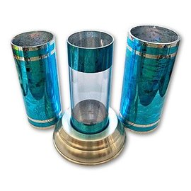Ickle Pickle Products Crystal Fish Cylinder  (M10)