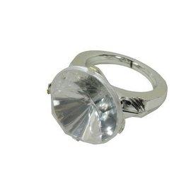 Forum Novelties Ring, Jumbo Diamond (C14)